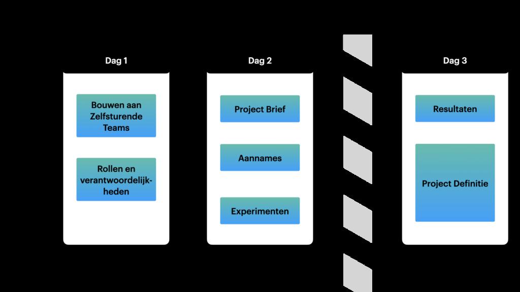 1SPRINT project startup programma